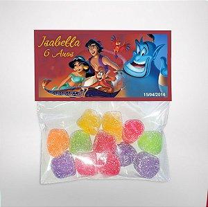 Solapa ou lapela personalizada Aladdin