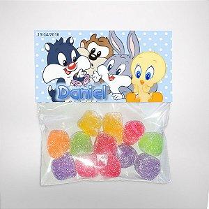 Solapa ou lapela personalizada Baby Looney Tunes