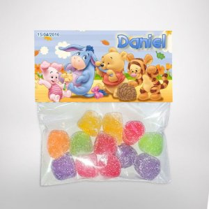 Solapa ou lapela personalizada Baby Pooh