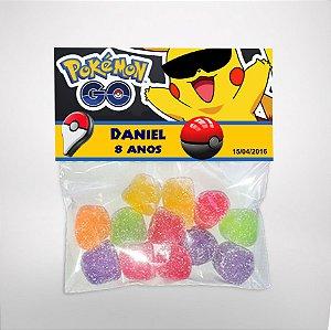 Solapa ou lapela personalizada Pokémon GO