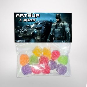 Solapa ou lapela personalizada Batman