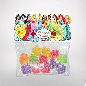 Solapa ou lapela personalizada Princesas Disney