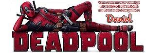 Convite personalizado para evento no facebook Deadpool