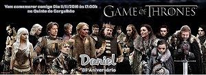 Convite personalizado para evento no facebook Game of Thrones 002
