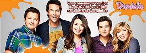 Convite personalizado para evento no facebook iCarly