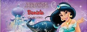 Convite personalizado para evento no facebook Jasmine Aladin 002