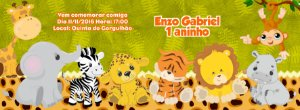 Convite personalizado para evento no facebook Safari