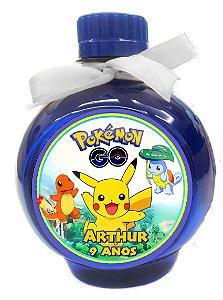 Adesivo personalizado para água Ouro Pokémon GO