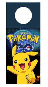 Tag personalizada para garrafa Pokémon GO