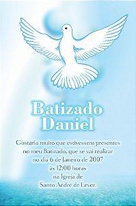 Convite digital personalizado Batizado 039