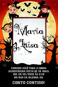 Convite digital personalizado Halloween 014