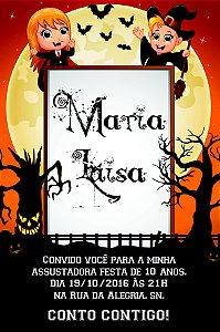 Convite digital personalizado Halloween 015