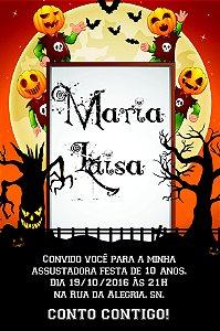 Convite digital personalizado Halloween 016
