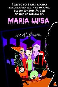 Convite digital personalizado Halloween 023