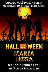 Convite digital personalizado Halloween 035