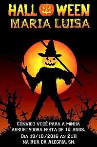 Convite digital personalizado Halloween 038
