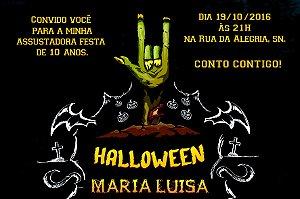 Convite digital personalizado Halloween 057