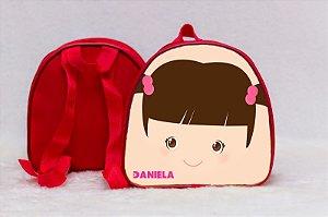 Arte para mochila personalizada Monstros SA 003