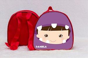 Arte para mochila personalizada Monstros SA 004