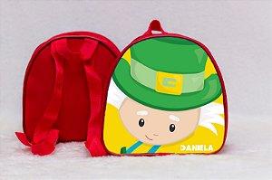 Arte para mochila personalizada Alice no país das maravilhas 004