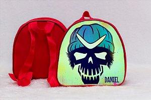 Arte para mochila personalizada Esquadrão Suicida 002