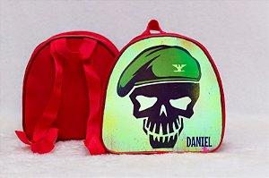 Arte para mochila personalizada Esquadrão Suicida 003