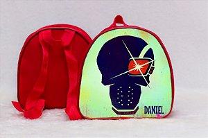 Arte para mochila personalizada Esquadrão Suicida 006