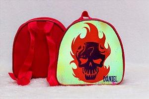 Arte para mochila personalizada Esquadrão Suicida 008