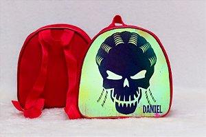 Arte para mochila personalizada Esquadrão Suicida 010