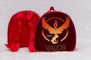 Arte para mochila personalizada Pokemon GO 003