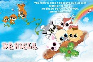 Convite digital personalizado Yoohoo e Amigos 002