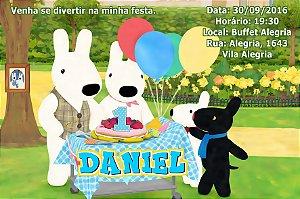 Convite digital personalizado Gaspard e Lisa 004