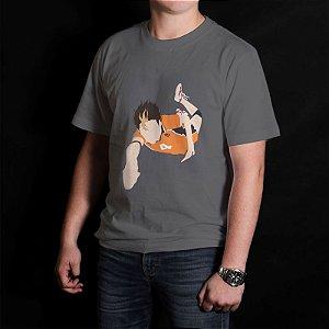 Camiseta Haikyuu 001 em Algodão
