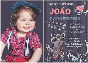 Convite digital personalizado de Aniversário 016