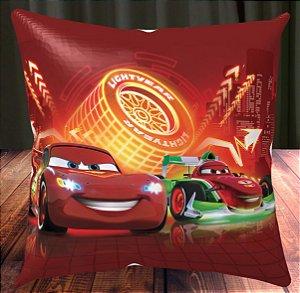 Almofada Personalizada para Festa Carros da Disney