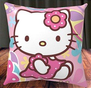 Almofada Personalizada para Festas Hello Kitty