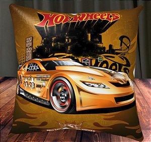 Almofada Personalizada para Festas Hot Wheels