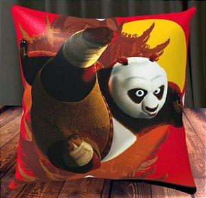 Almofada Personalizada para Festas Kung Fu Panda