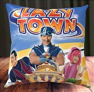 Almofada Personalizada para Festas Lazy Town