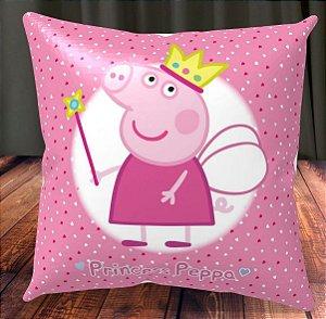 Almofada Personalizada para Festa Peppa Pig