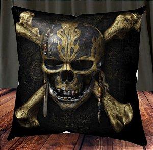 Almofada Personalizada para Festa Piratas das Caraíbas