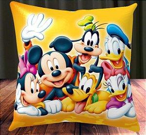Almofada Personalizada para Festa Turma do Mickey