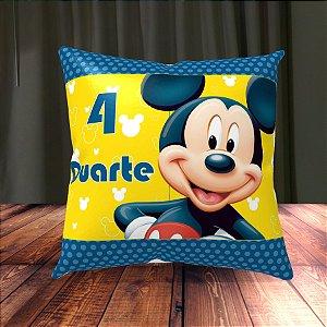 Almofada Personalizada para Festa Mickey 2
