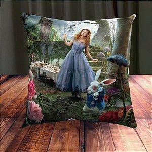 Almofada Personalizada para Festa Alice no País das Maravilhas 2