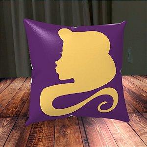 Almofada Personalizada para Festa Rapunzel 1