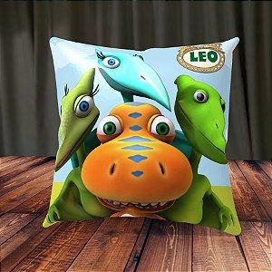 Almofada Personalizada para Festa Dinotrem