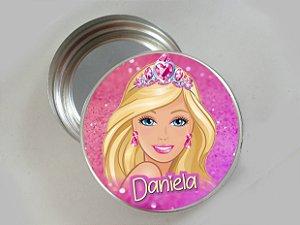 Embalagem com 20 adesivos Barbie Escola de Princesas