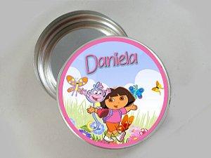 Embalagem com 20 adesivos Dora a Aventureira