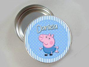 Embalagem com 20 adesivos Peppa Pig 001