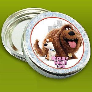 Embalagem com 20 adesivos Pets - A Vida Secreta dos Bichos